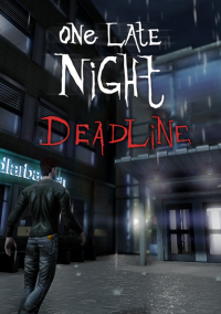 Обложка One Late Night: Deadline