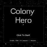 Скриншот Colony Hero