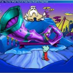 Скриншот Pajama Sam 3: You Are What You Eat from Your Head to Your Feet – Изображение 12