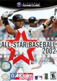Обложка All-Star Baseball 2002