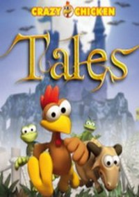 Обложка Crazy Chicken Tales
