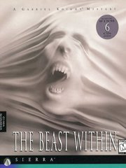 Обложка Beast Within: A Gabriel Knight Mystery