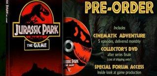 Jurassic Park: The Game. Видео #2