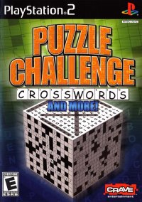 Puzzle Challenge: Crosswords & More! – фото обложки игры
