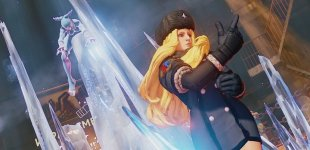 Street Fighter V. Особенности персонажа Коли