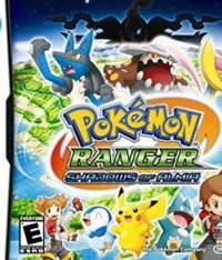 Обложка Pokémon Ranger: Shadows of Almia