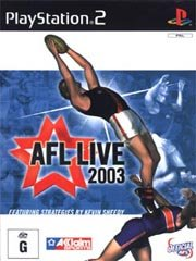 Обложка AFL Live 2003