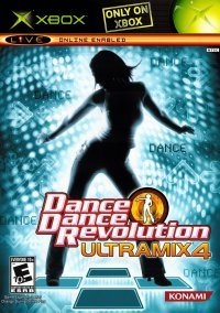 Обложка Dance Dance Revolution Ultramix 4