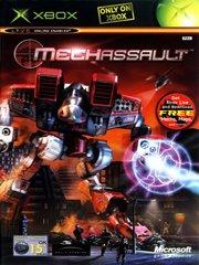 Обложка MechAssault