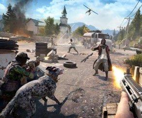 Кто станет напарником героя в Far Cry 5?