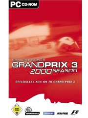 Grand Prix 3 2000 Season – фото обложки игры
