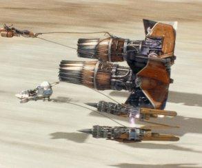 В Halo 5 воссоздали гонки на карах из первого эпизода «Звездных войн»