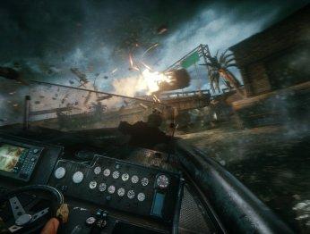 EA Showcase: впечатления от Medal of Honor: Warfighter