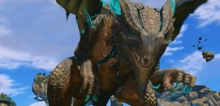 Scalebound. Геймплейный трейлер с Gamescom 2015
