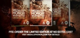 Medal of Honor: Warfighter. Видео #1