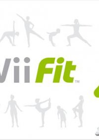Обложка Wii Fit