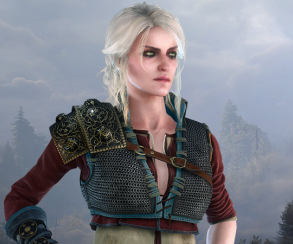 The Witcher 3: Цири официально получит новый костюм на этой неделе