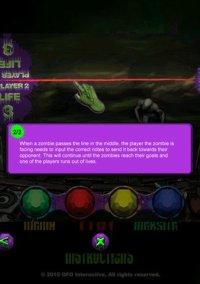 Обложка Rock of the Dead: Zombie Pong