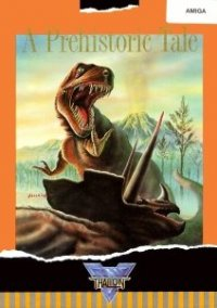 Обложка A Prehistoric Tale