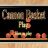 Скриншот Cannon Basket