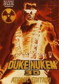 Обложка Duke Nukem 3D: Atomic Edition