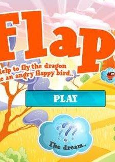 Flap! GE - Flappy Dragon