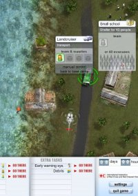 Обложка The Red Cross Game: Emergency Response Unit