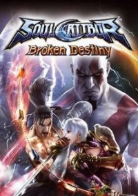 Обложка SoulCalibur: Broken Destiny