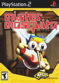 Обложка Mister Mosquito