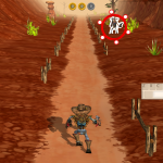 Скриншот The Gunstringer: Dead Man Running – Изображение 2