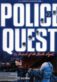 Обложка Police Quest: In Pursuit of the Death Angel