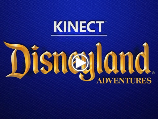 Kinect Disneyland Adventures - E3 2011. Презентация