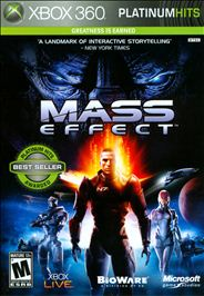 Обложка Mass Effect [Platinum Hits]