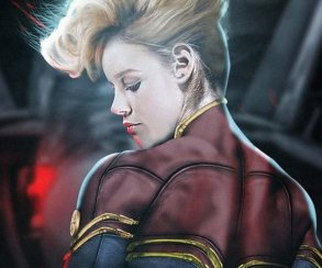 Глазами очевидцев: Marvel поделилась тайнами фильма «Капитан Mарвел»
