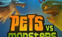 Pets vs. Monsters. Геймплей