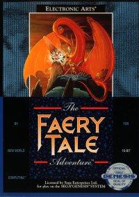 Faery Tale Adventure – фото обложки игры