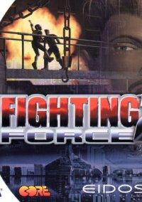 Обложка Fighting Force 2
