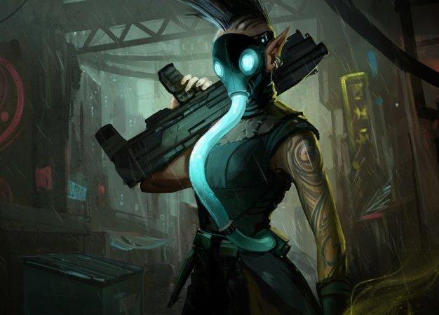 Рецензия на Shadowrun Returns