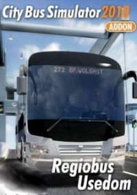 Обложка City Bus Simulator 2010: Regiobus Usedom