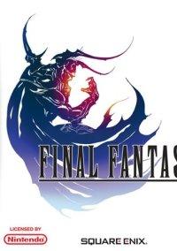 Обложка Final Fantasy IV