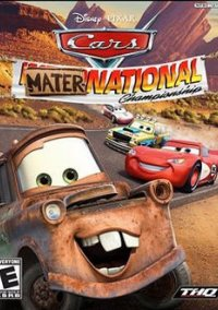 Cars: Mater-National Championship – фото обложки игры