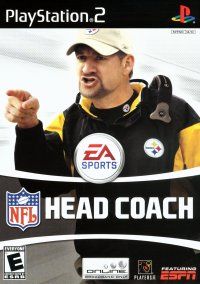 Обложка NFL Head Coach