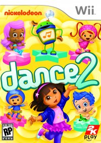 Обложка Nickelodeon Dance 2