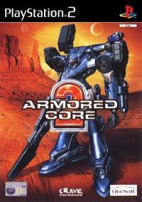 Обложка Armored Core 2