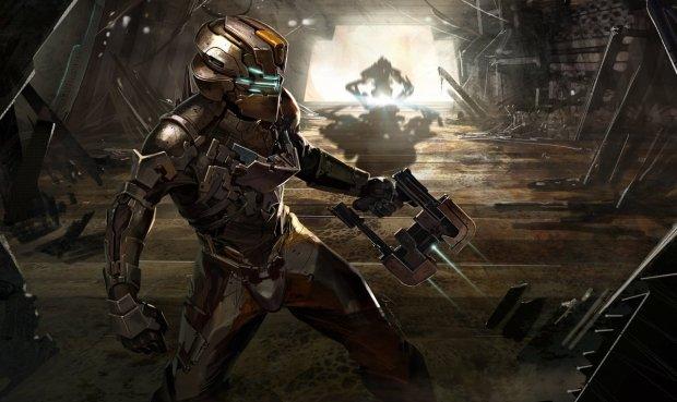 Dead Space 2: супер пупер мега ультра эпик баг.