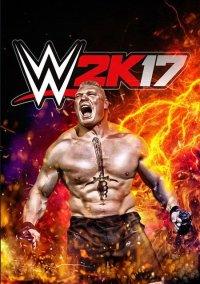 Обложка WWE 2K17