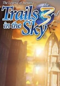 Обложка The Legend of Heroes: Trails in the Sky the 3rd