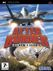 Обложка After Burner: Black Falcon