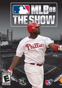 Обложка MLB 08: The Show