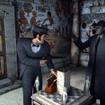Скриншот Sherlock Holmes: Mystery of the Mummy – Изображение 6